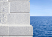 Euroarce estructural pared mar