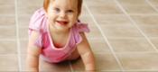 Euroarce Smiling Little Girl Tiles