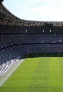 Euroarce Campos deportivos futbol