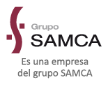 Logo Grupo SAMCA